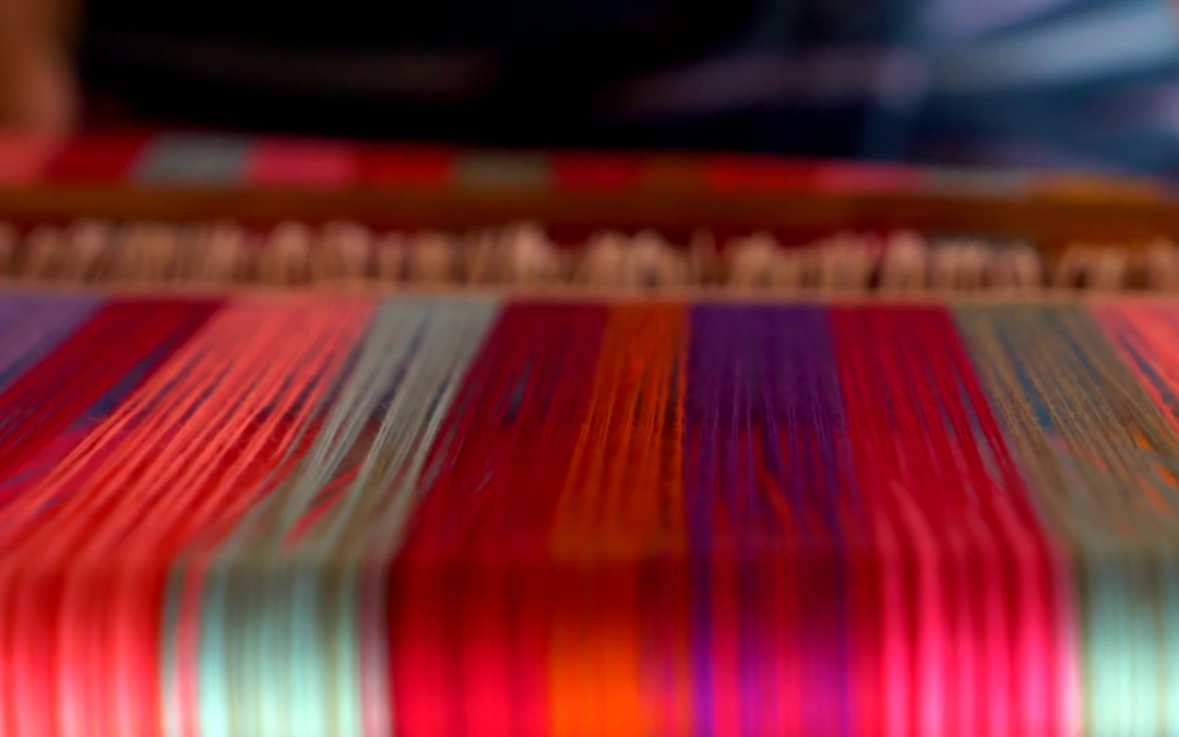 Process Involved in Making Fabric